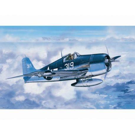 TRUMPETER 02258 F6F-3N Hellcat 1/32