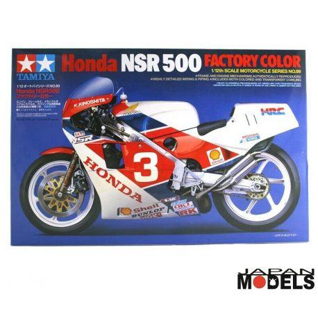 TAMIYA 14099 Honda NSR500 Factory Color
