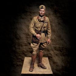 Royal Model 854 ITALIAN OFFICER LIBIA 1940