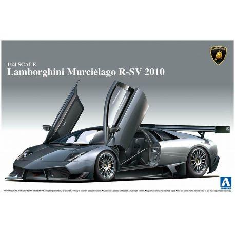 AOSHIMA 00710 Lamborghini Murcielago R-SV 1/24