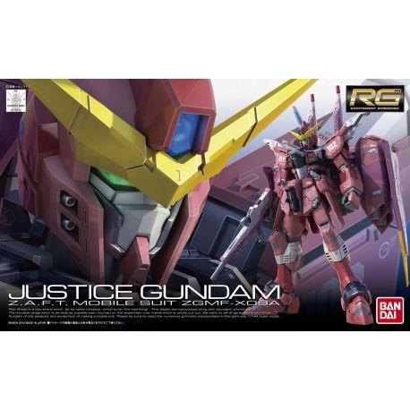BANDAI 974 RG GUNDAM JUSTICE 1/144