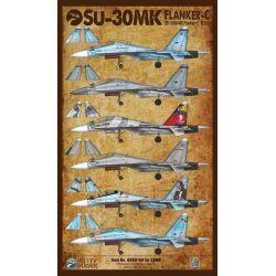 KITTY HAWK 80169 Su-30MK Flanker-C 1/48