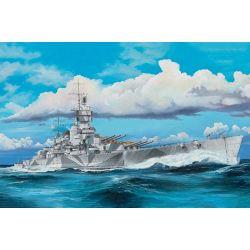 TRUMPETER 05320 Italian Navy Battleship RN Vittorio Veneto 1940 1/350