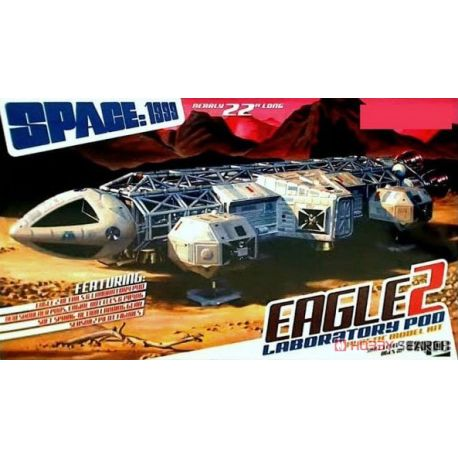 SPACE 1999 EAGLE II w/LAB POD MPC923