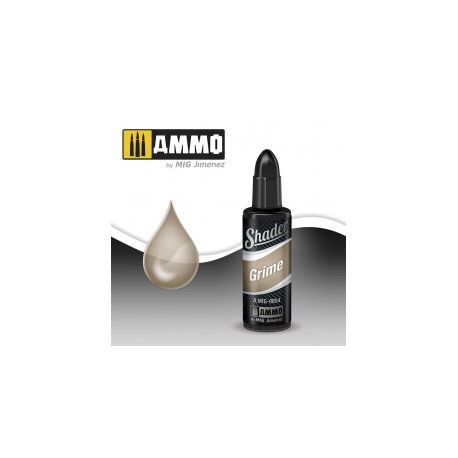 AMMO GRIME SHADER