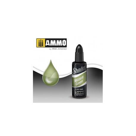 AMMO MILITARY GREEN SHADER