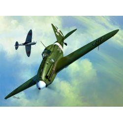 SWORD 48012 Reggiane Re 2001 Falco II. The 3 decals versions 1/48