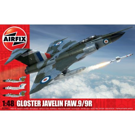 AIRFIX A12007 Gloster Javelin 1/48