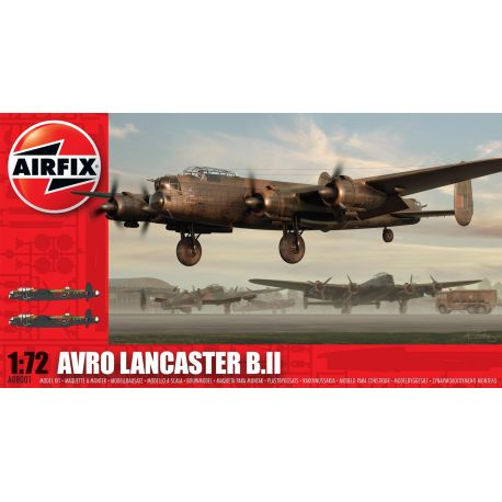 AIRFIX A08001 Avro Lancaster BII 1/72