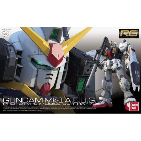 BANDAI RG GUNDAM RX-178 MK II AEUG 1/144
