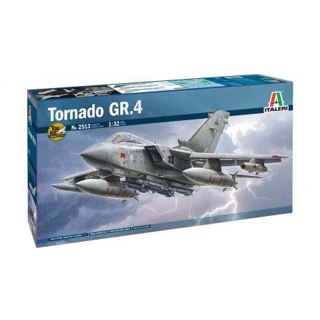 ITALERI 2513 Tornado GR4 1/32- NEW MOULDS