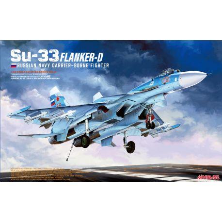 MINIBASE 1/48 SU-33 FLANKER D