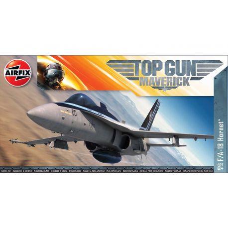 AIRFIX A00504 Top Gun Maverick F/A-18 Hornet 1/72