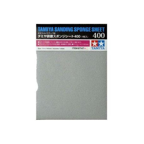 Tamiya 87147 sanding Sponge Sheet 400