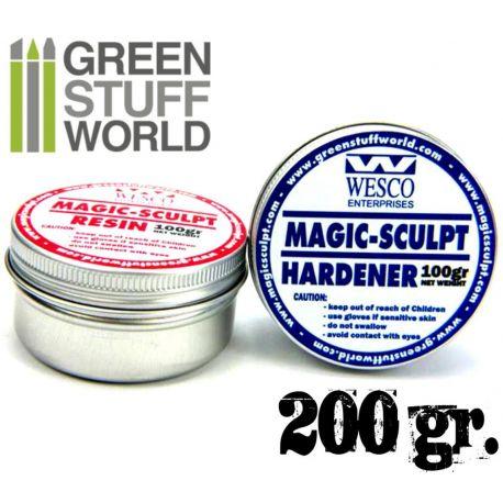 Magic Sculpt 200gr. Putty clay to sculpt