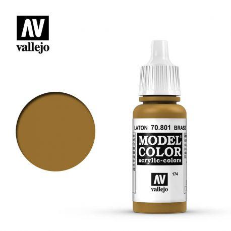 VALLEJO MODEL COLOR 174 BRASS 70801