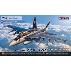 MENG MODEL LS-012 F/A-18E Super Hornet 1/48