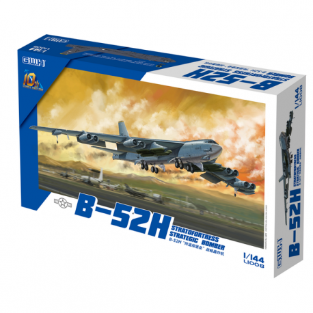 GREAT WALL HOBBY 1/144 US Air Force B-52H Strategic Bomber