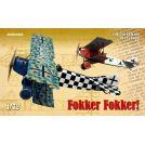 EDUARD 2133 Fokker! Limited edition Fokker D.VII