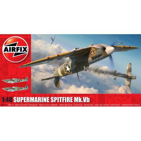 AIRFIX A05125A Supermarine Spitfire Mk.Vb 1/48