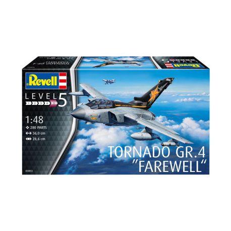 """REVELL 03853 Tornado GR.4 """"Farewell"""" 1/48"""