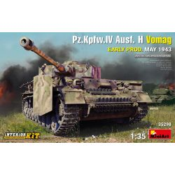 MINIART 35298 Pz.Kpfw.IV Ausf. H Vomag. EARLY PROD. MAY 1943. INTERIOR KIT