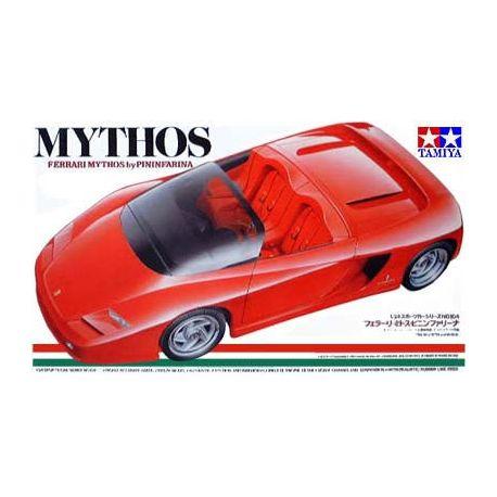 TAMIYA 24104 Ferrari Mythos 1/24