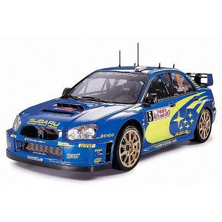 TAMIYA 24281 Subaru Impreza WRC 2005 Monte Carlo