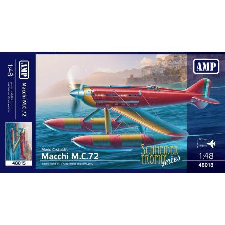 AMP 48018 Macchi Castoldi M.C.72 1/48
