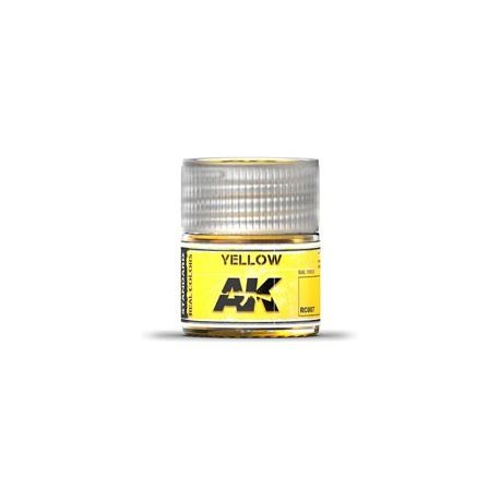 AK REAL COLORS YELLOW RC507