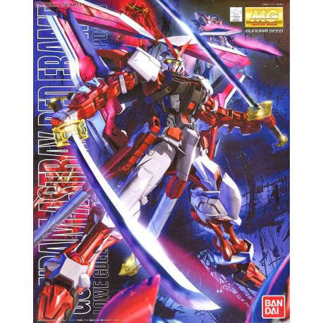 BANDAI MG GUNDAM ASTRAY RED FRAME REVISE 26705, 2072104