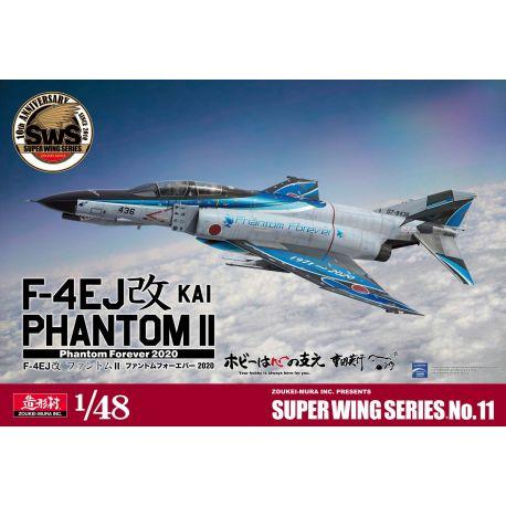 ZOUKEI- MURA F-4EJ Kai Phantom Forever 2020- Limited Edition