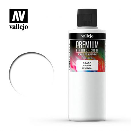 VALLEJO PREMIUM AIRBRUSH CLEANER