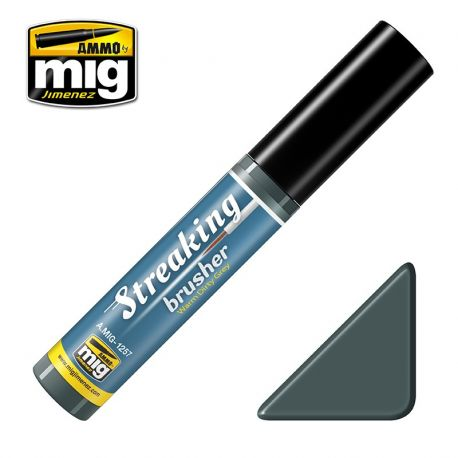STREAKINGBRUSHER WARM DIRTY GREY 1257 AMMO OF MIG