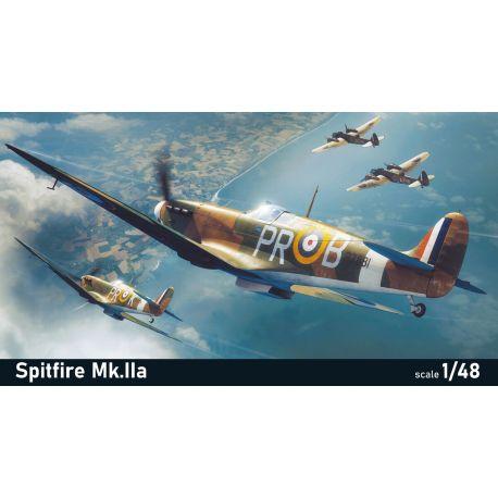 EDUARD 82153 Spitfire Mk.IIa Profipack edition 1/48