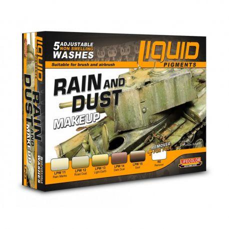 LifeColor LP03 Rain and Dust Makeup