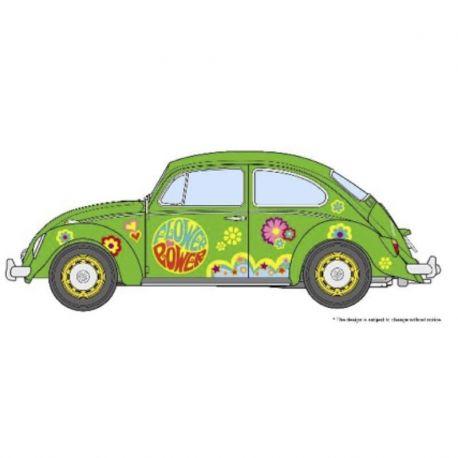 HASEGAWA 20488 Volkswagen Beetle Type 1 Flower Power 1/24