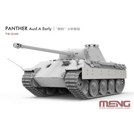 MENG MODEL TS046 Panther Ausf. A Early 1/35