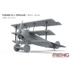 MENG MODEL QS003 Fokker Dr.I Triplane 1/24