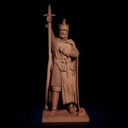 SEMPER FIDELIS- KNIGHTS OF OUTREMER - THE KING