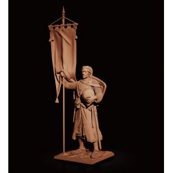 SEMPER FIDELIS- KNIGHTS OF OUTREMER - THE BEARER