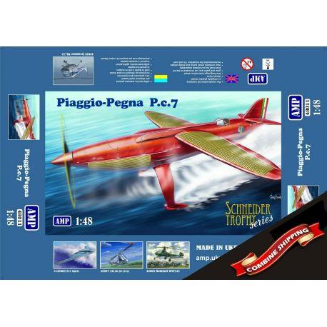 AMP 48011 Piaggio Pegna PC.7