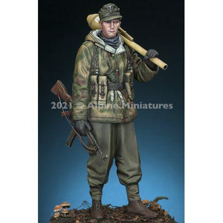 """Alpine Miniatures 16042- 28. Jaeger Division """"Iron Cross Division"""" 1/16"""