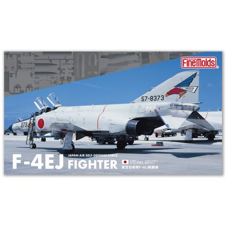 FINE MOLDS JASDF F-4EJ Fighter 1/72
