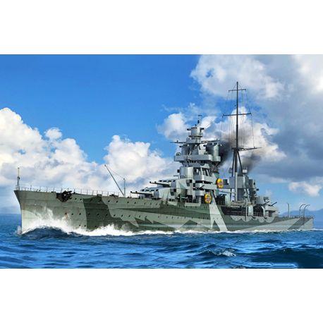 TRUMPETER 05349 Italian Heavy Cruiser Gorizia 1/350