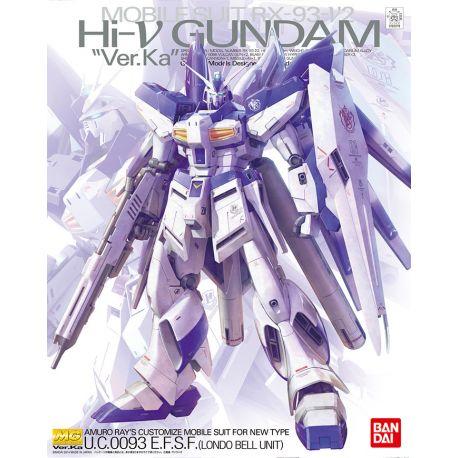 BANDAI MG GUNDAM HI NU RX-93 VER KA 1/100