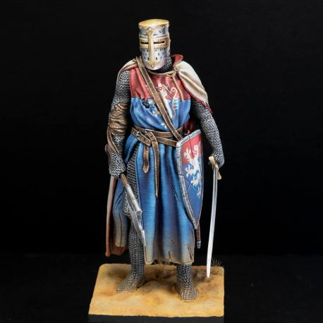 SEMPER FIDELIS- KNIGHTS OF OUTREMER - THE KNIGHT
