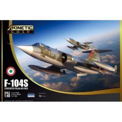 KINETIC 48093 F-104G/S ASA/M Starfighter 1/48