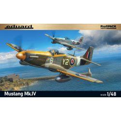 EDUARD 82104 Mustang Mk.IV Profipack edition 1/48