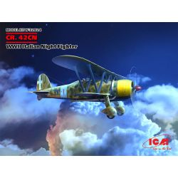 ICM 32024 Cr. 42CN WW II Italian Night Fighter 1/32